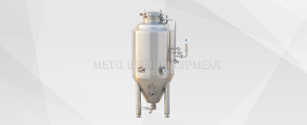 Small Beer Fermentation Tanks