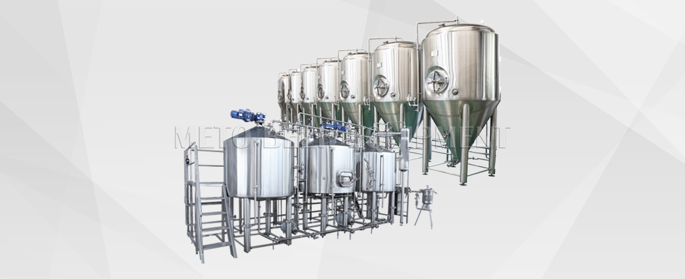1000L Micro Brewery Equipment
