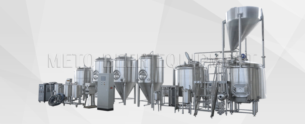 1500L Micro Brewery Equipment