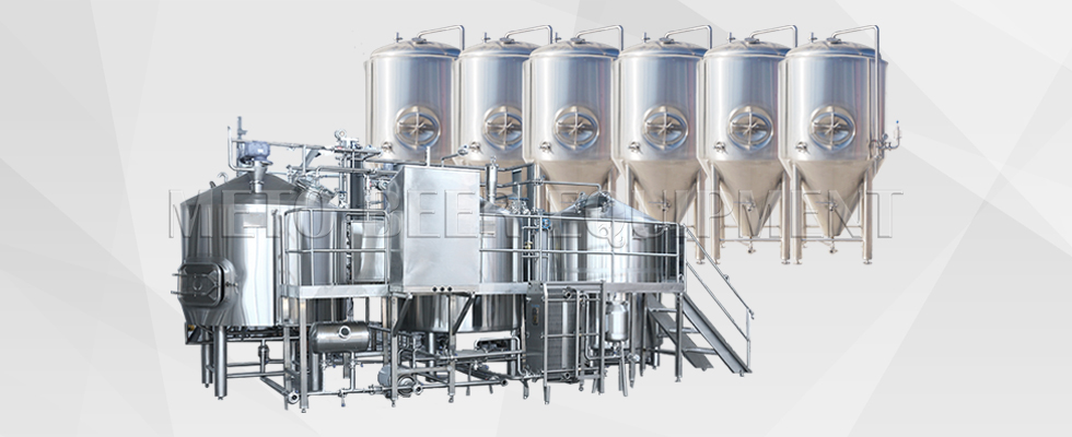 2000L Micro Brewery Equipment