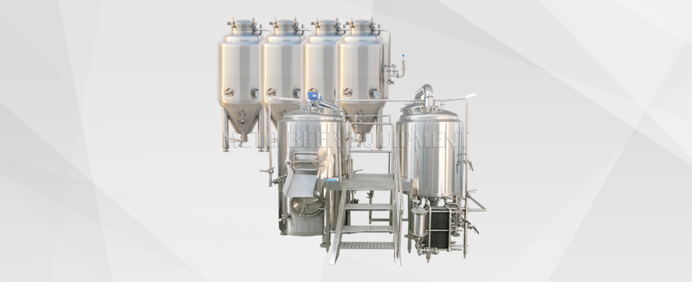 2BBL Nano Brewery Equipment