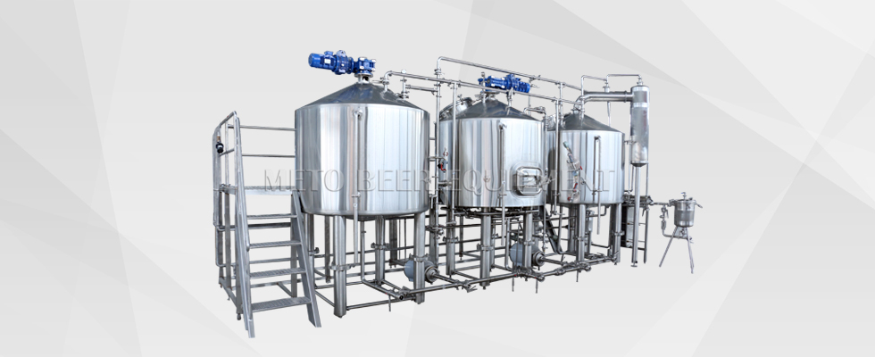 3 Vessels Brewhouse