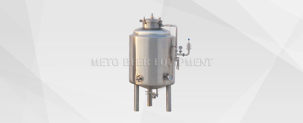 Small Bright Beer Tanks
