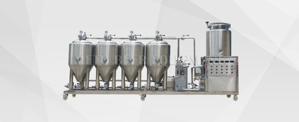 50L Beer Brewing Equipment - A