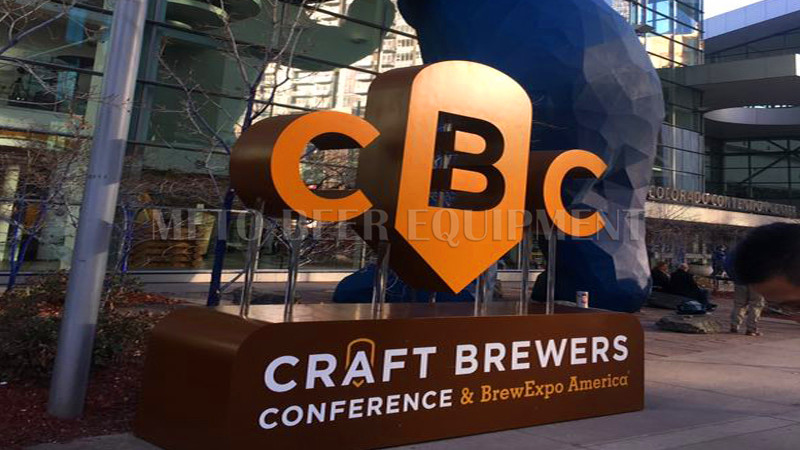 Meto in 2019 Craft Brewers Conference