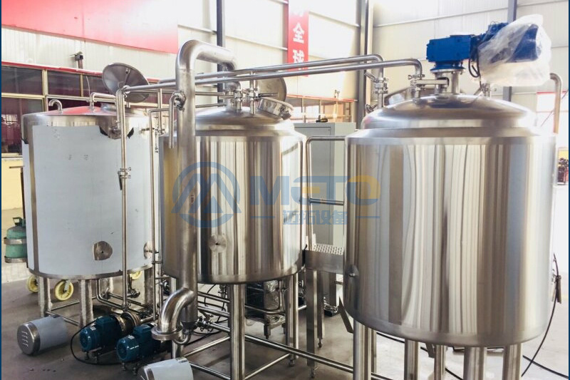 South Africa 300L Beer Brewery Equipment