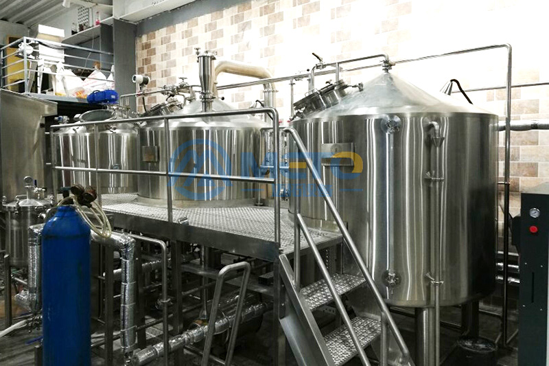China 1000L Beer Brewery Equipment