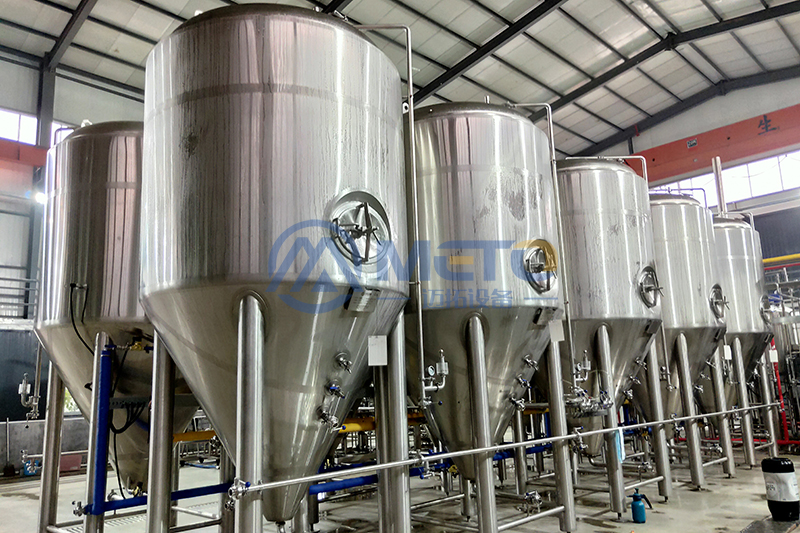 Peiping Machine Brewery Project 3000L