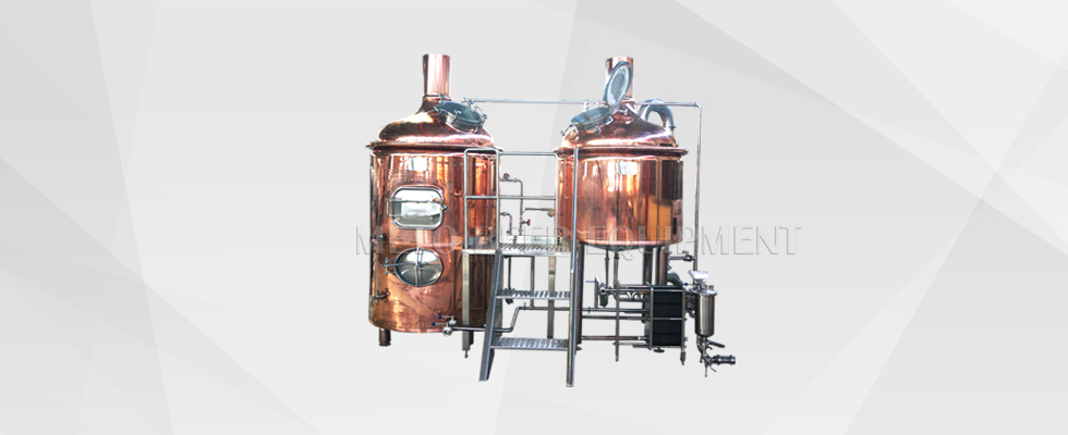 Red Copper Brewhouse System