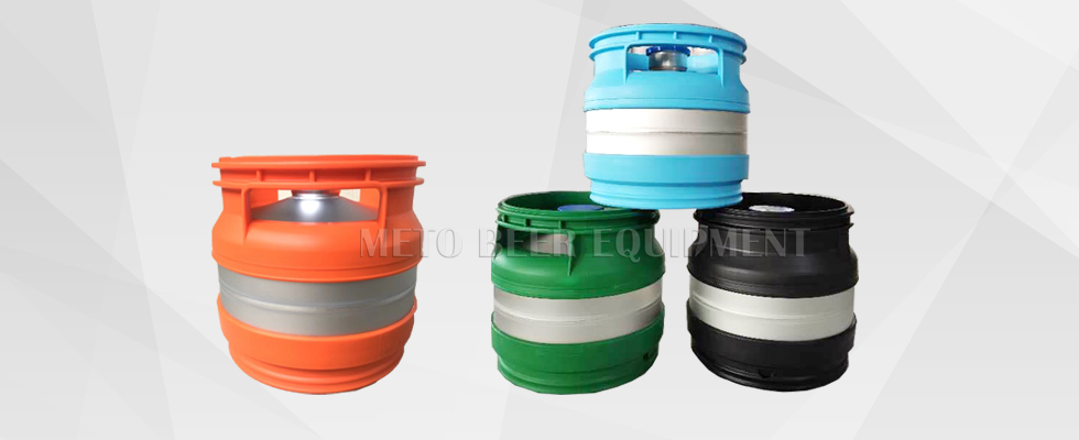 Customized Colors Beer Keg