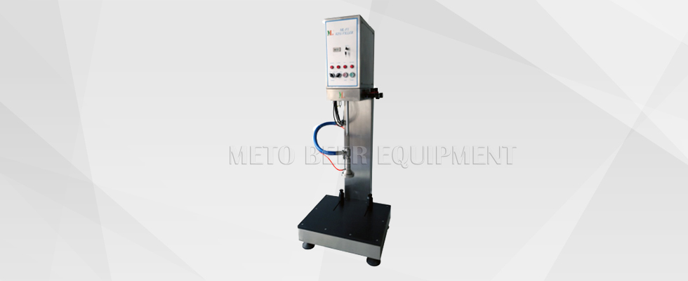 Single Head Keg Filler Without Flowmeter
